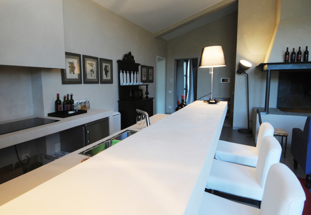 La Vigna sul Mare | Cucina e Salotti